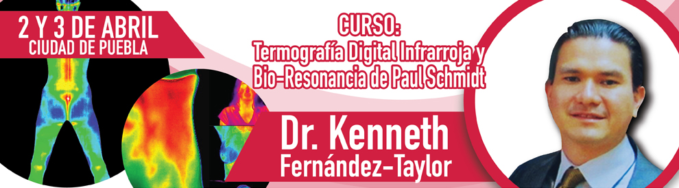 Curso en Termografía Digital Infraroja y Bioresonancia de Paul Shmidit
